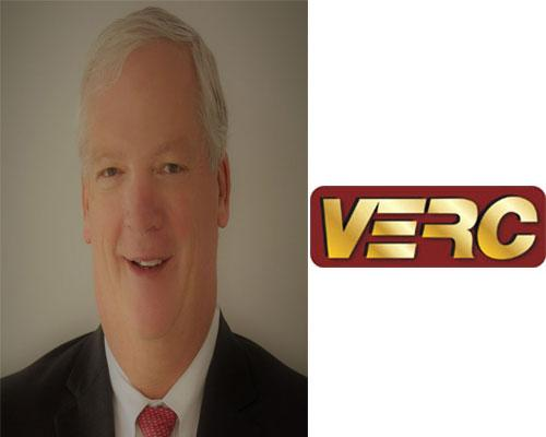 Incoming VERC Enterprise president Jim Fitzgerald