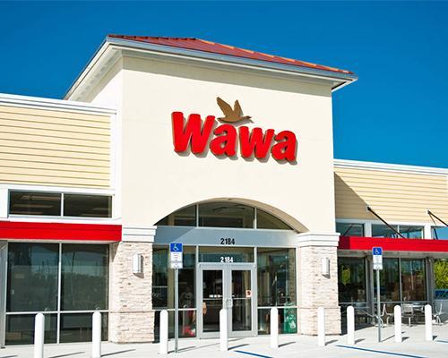 Wawa storefront