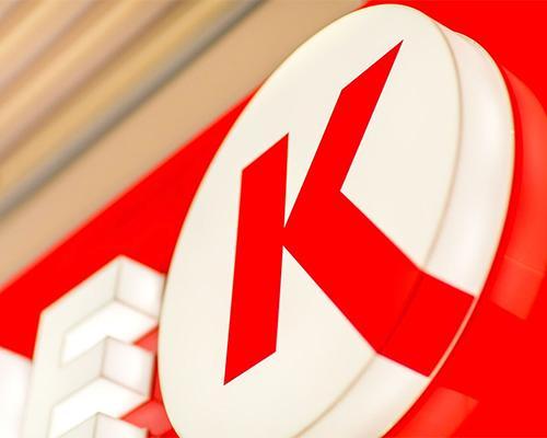 Circle K sign