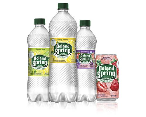 Nestlé Waters' regional sparkling waters
