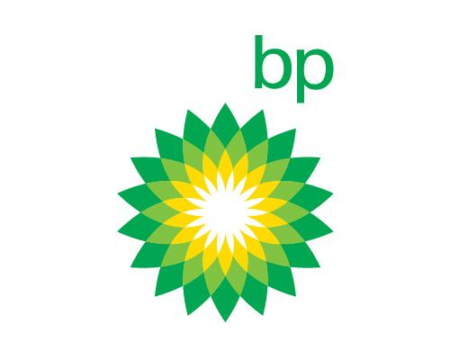 The logo for BP plc
