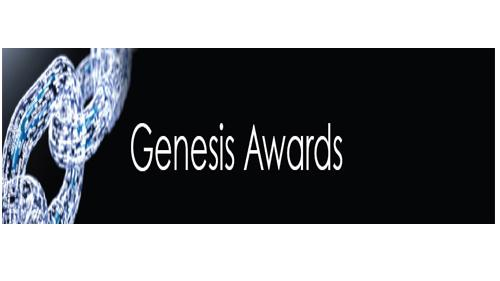 The Genesis Awards logo