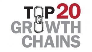 CSNews Top 20 Growth Chains logo