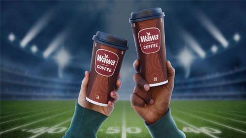 Wawa game day coffee