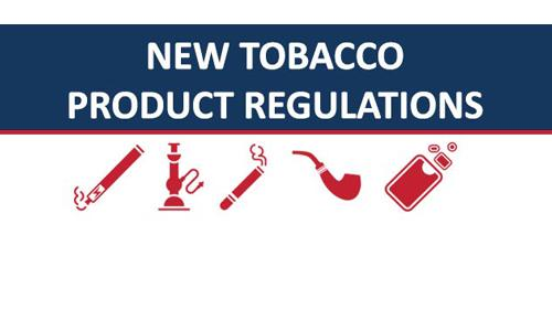 Newly deemed tobacco products