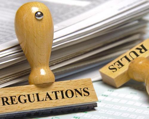 Regulations & Legislation