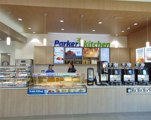 Parker's Kitchen