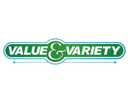 Value & Variety logo
