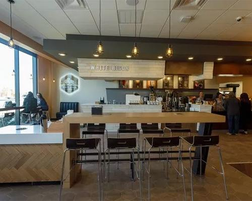 Tri Star Energy's White Bison Coffee