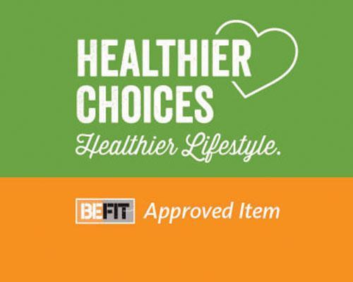 AAFES BIT FIT program shelf tag