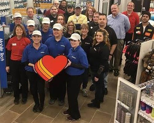 Love's travel stop in Capac, Mich. is its second in the state.