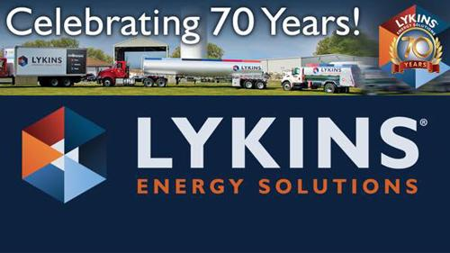 Lykins Energy Solutions is marking seven decades in business.