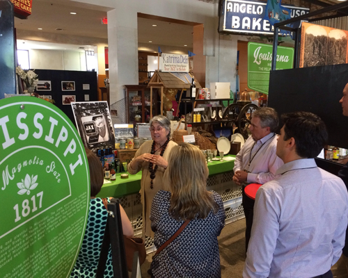 Southern Food & Beverage Museum Tour