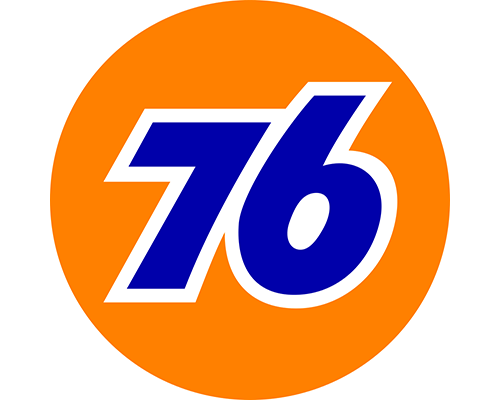 76 brand logo