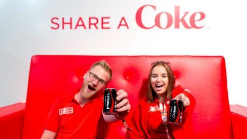 """Share a Coke"" Share Chair"
