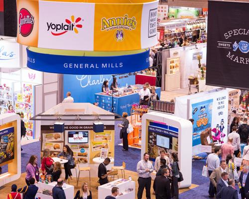 Sweets & Snacks Expo 2018 exhibitors