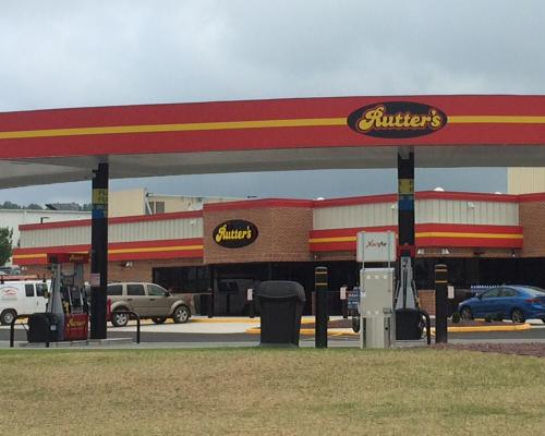 Rutter's convenience store