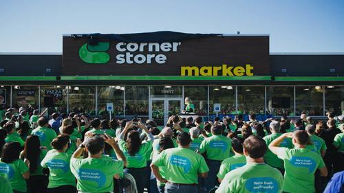 A Corner Store location