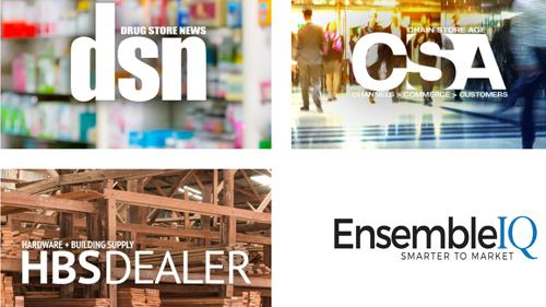 EnsembleIQ acquires several brands, including Drug Store News and Chain Store Age.