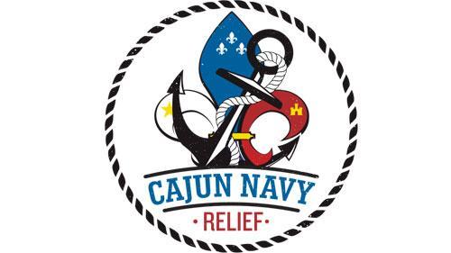Krispy Krunchy supports Cajun Navy Relief