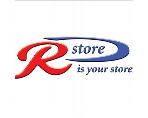 Logo for R-Stores in Wisconsin