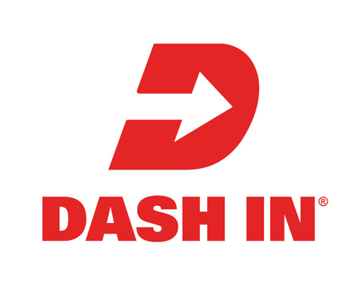 Logo of Dash In convenience store chain