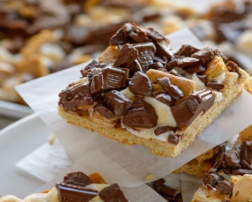 Hershey-branded dessert