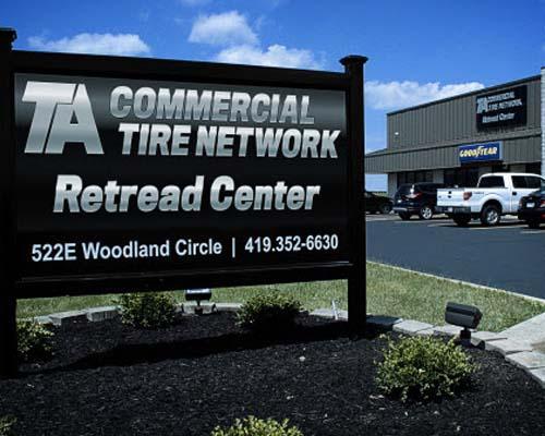 TA Commercial Tire Network Retread Center