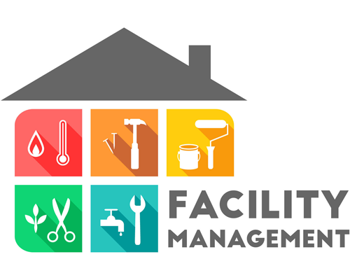Facility Management icons