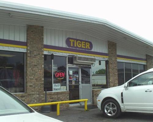 Louisiana Truck Stop Adds Replacements for Tiger