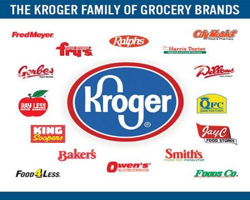 The Kroger Co family of brands