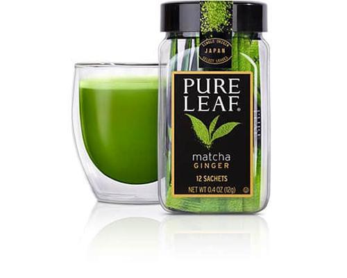 Unilever's Pure Leaf matcha tea