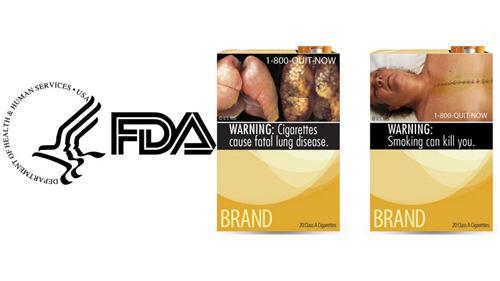 FDA's proposed graphic cigarette warnings