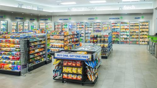 Parker's 54th convenience store opened its doors in Pooler, Ga.