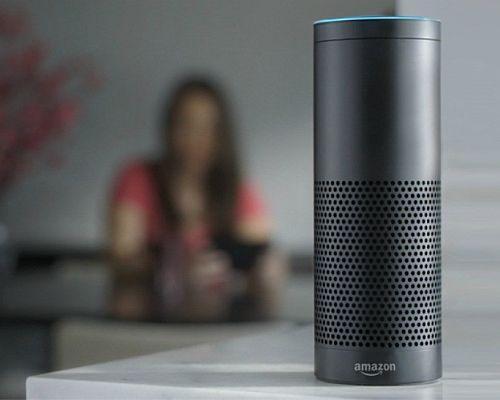 a smart speaker