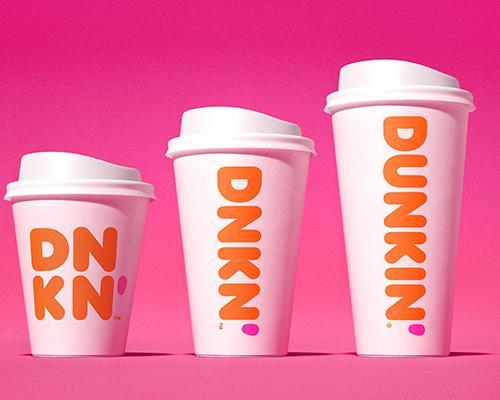 Dunkin's new logo