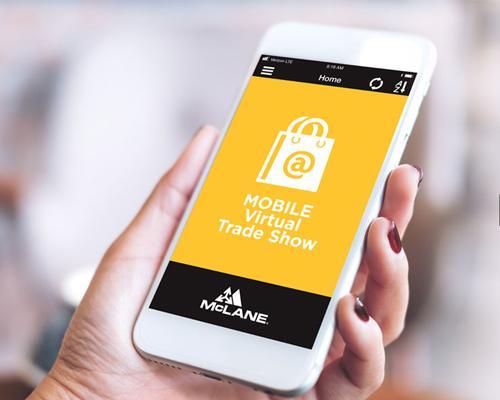 McLane's Mobile Virtual Trade Show