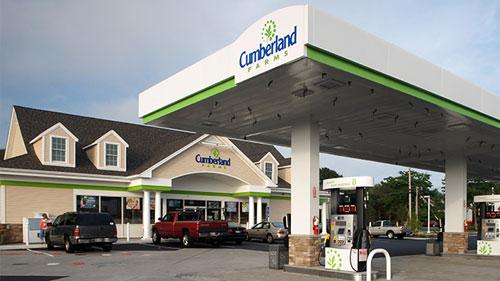 Cumberland Farms fueling stations