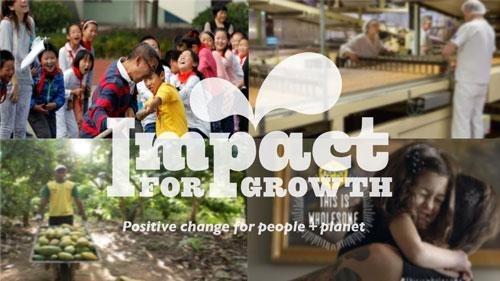 Mondelez Impact For Growth