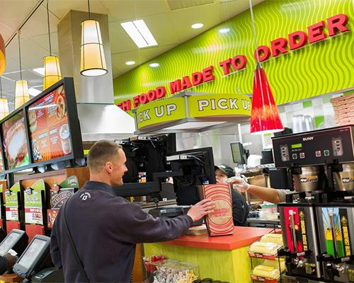 Made-to-order foodservice