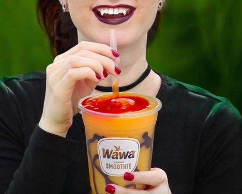 Wawa secret Halloween beverages