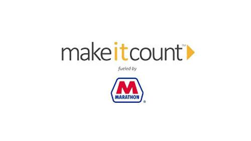 Marathon Petroleum's MakeItCount rewards program