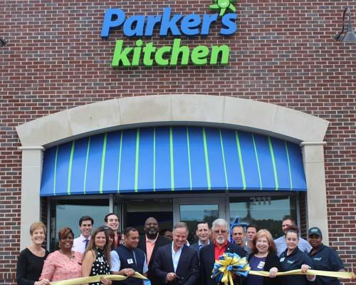 Parker's cut the ribbon on its fourth store in Pooler, Ga.
