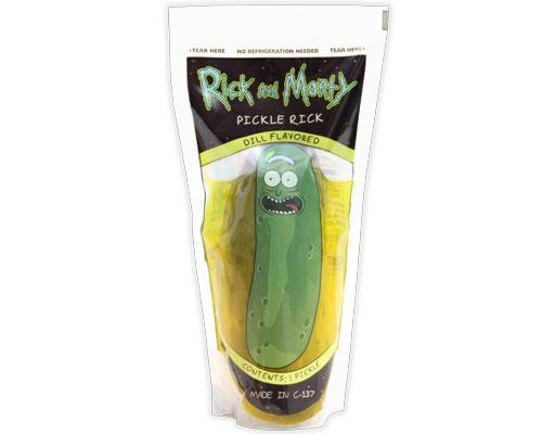 Van Holten's Pickle Rick Pickle-In-A-Pouch