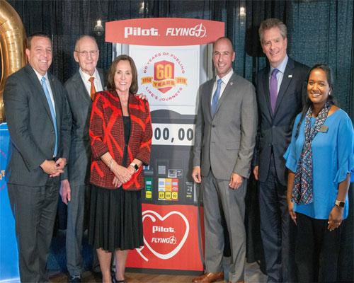 Pilot Flying J celebrates 60 years of giving