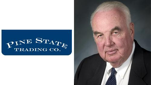 As retired CEO of the family company, Charles F. Canning Jr. stayed true to his roots.