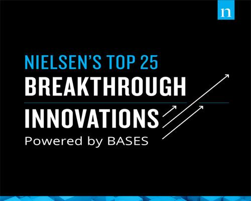 Nielsen 25 Breakthrough Innovations 2018