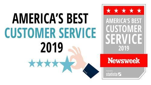 America's Best Customer Service 2019 Ranking Newsweek