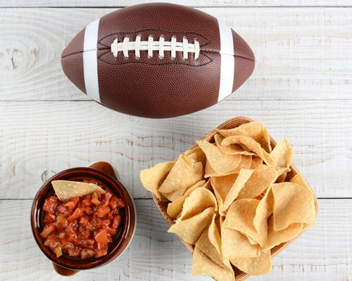 Snacks for football games