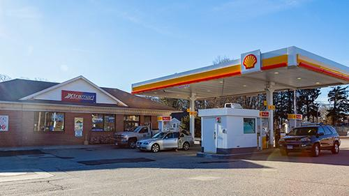 Global Partners is selling this convenience store in Norwich, Conn.